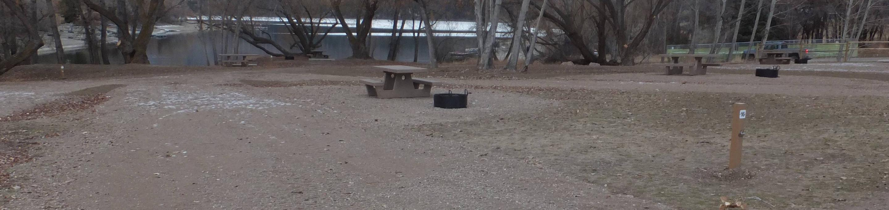 Jo Bonner Campground - Site 16