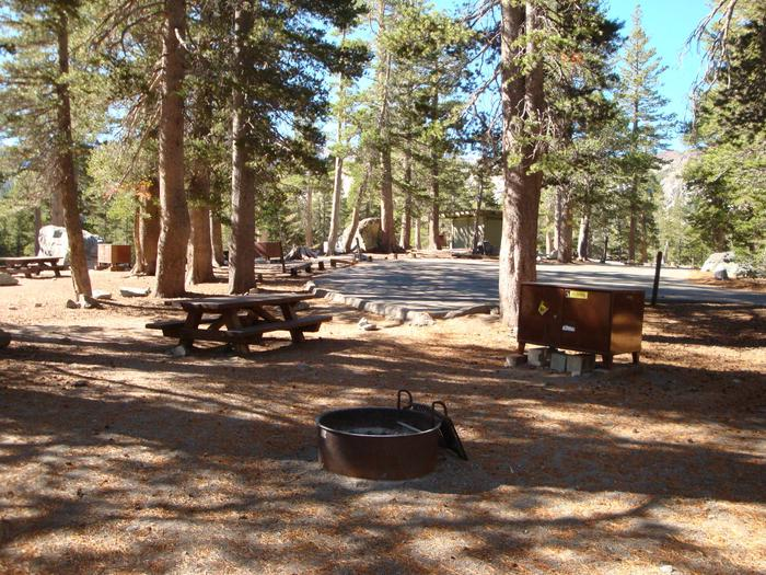 Lake Mary Campground SITE 1