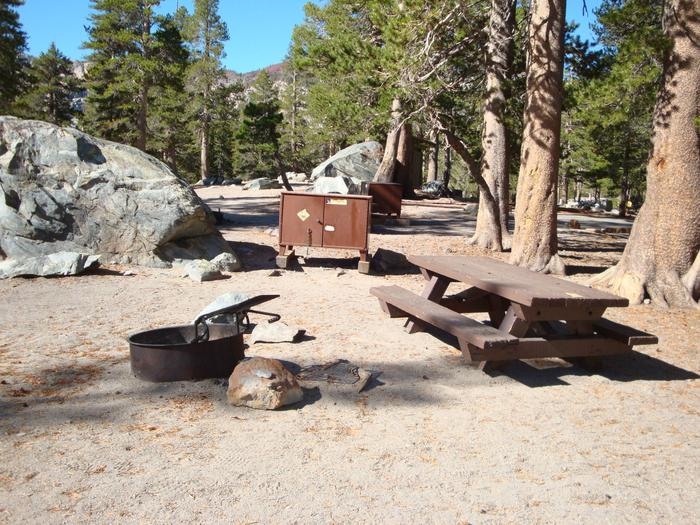 Lake Mary Campground SITE 2