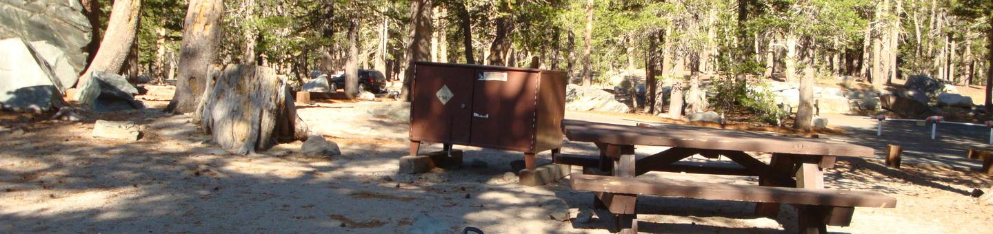 Lake Mary Campground SITE 3