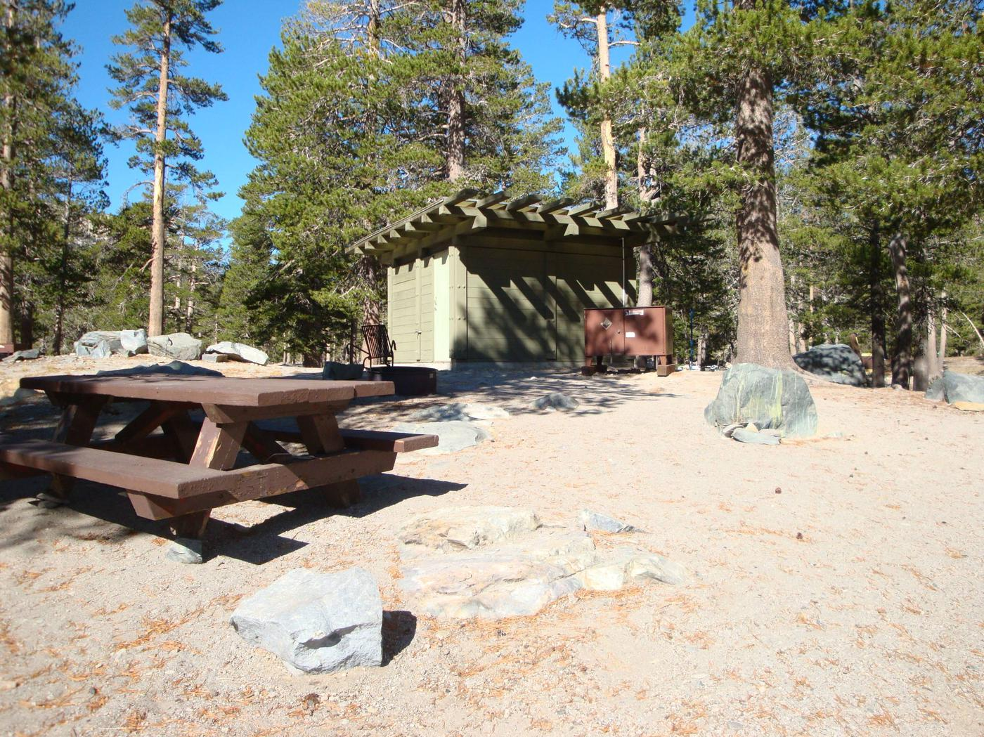 Lake Mary Campground SITE 4