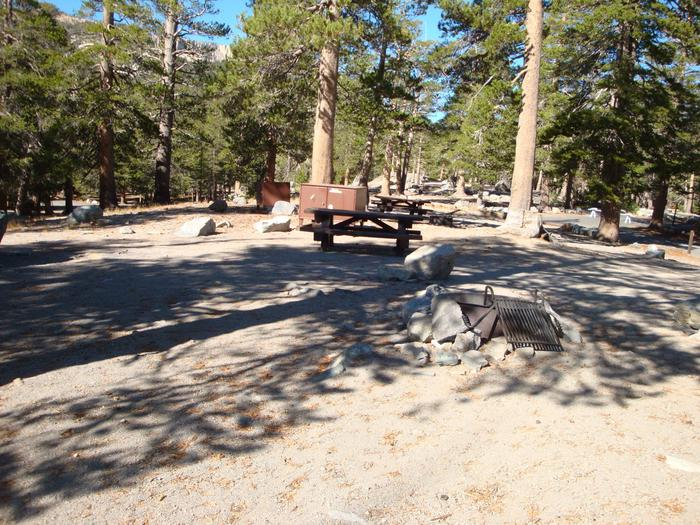 Lake Mary Campground SITE 5