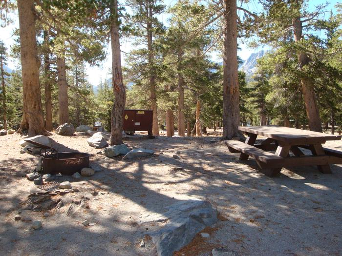 Lake Mary Campground SITE 6