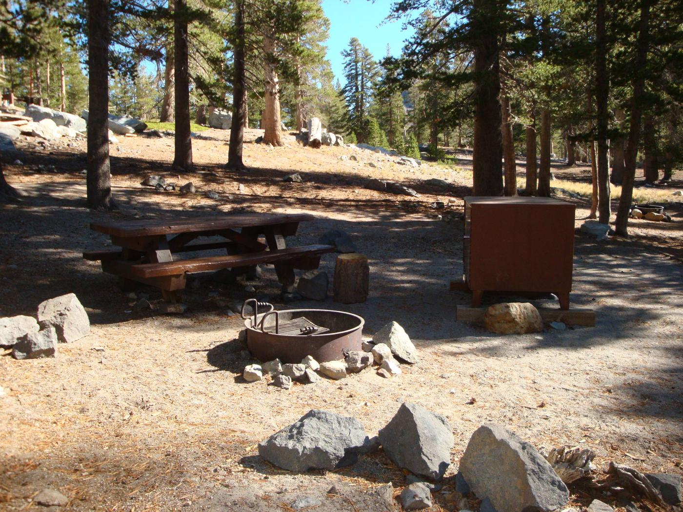 Lake Mary Campground SITE 8