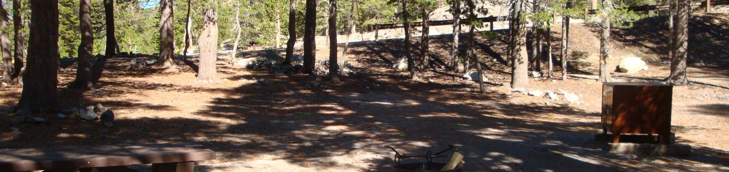 Lake Mary Campground SITE 9