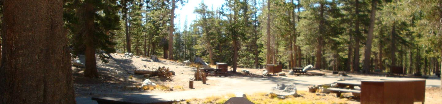Lake Mary Campground SITE 10