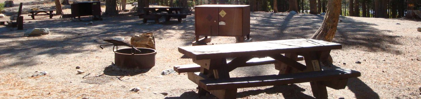 Lake Mary Campground SITE 12