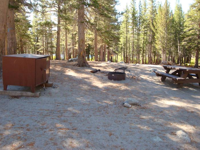 Lake Mary Campground SITE 13