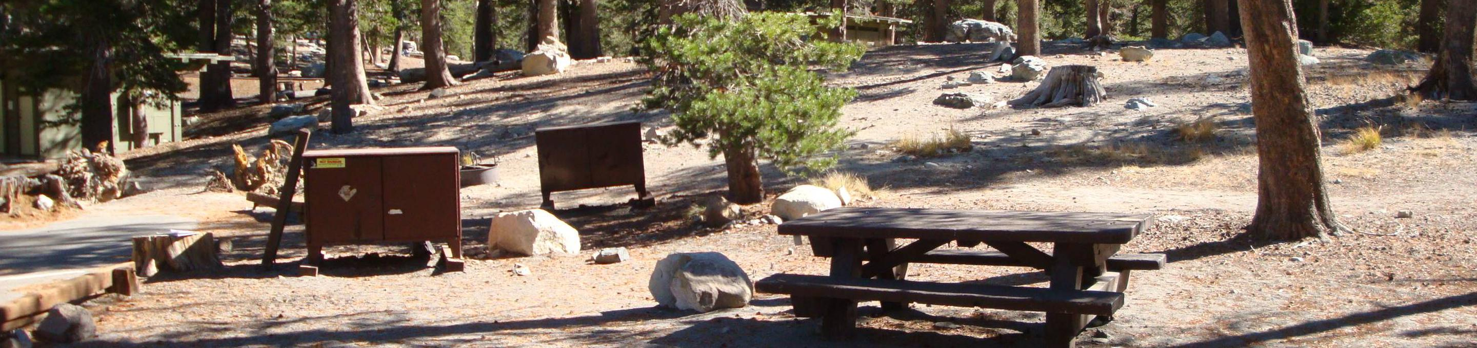 Lake Mary Campground SITE 14