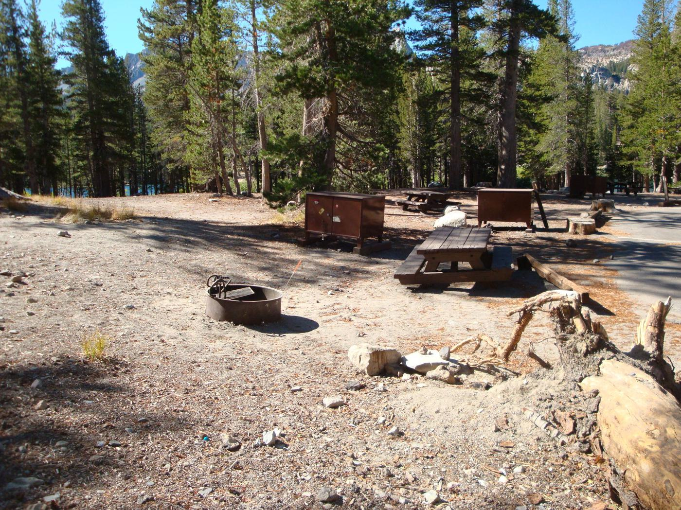Lake Mary Campground SITE 15