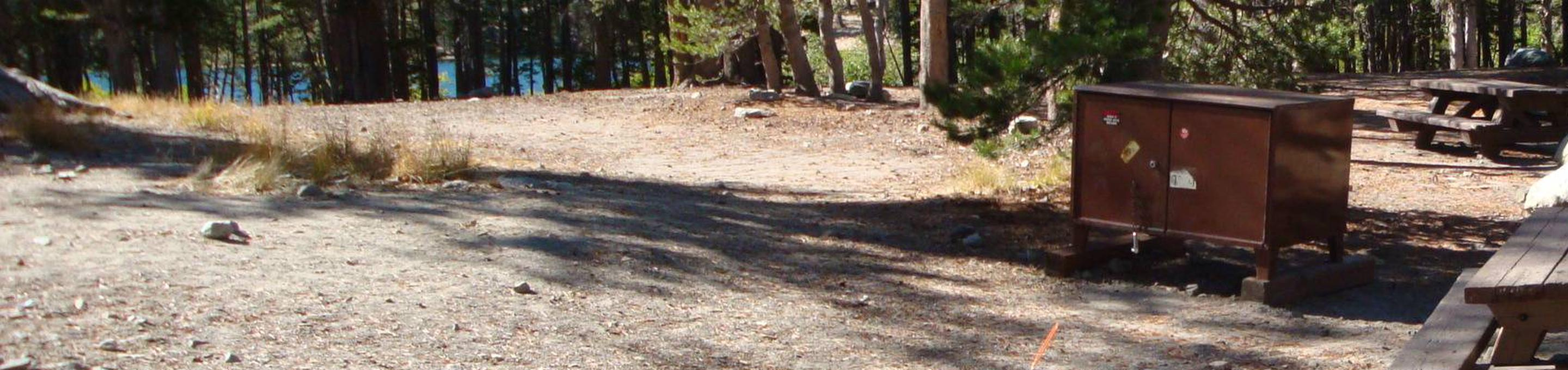 Lake Mary Campground SITE 1515