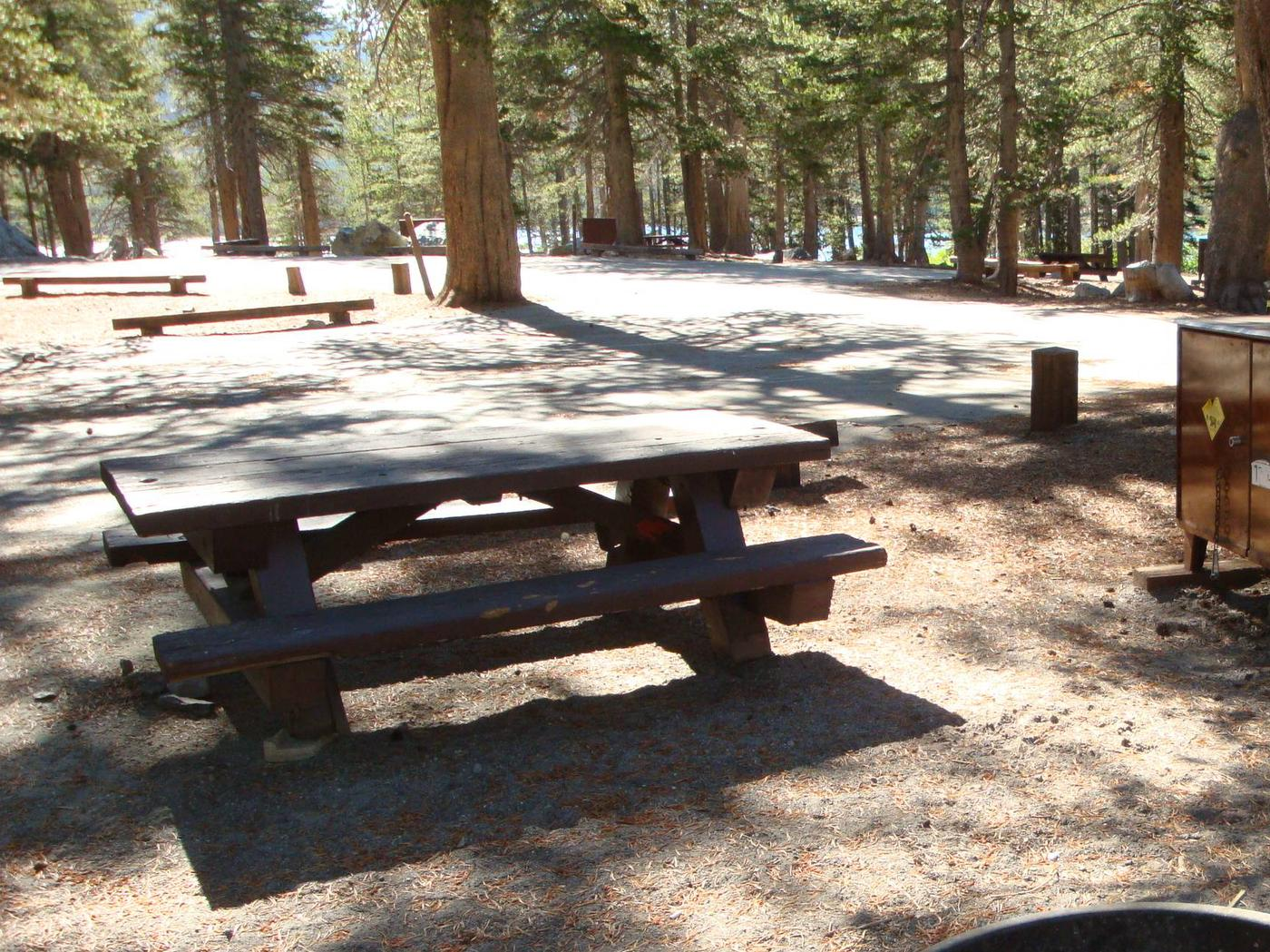 Lake Mary Campground SITE 16