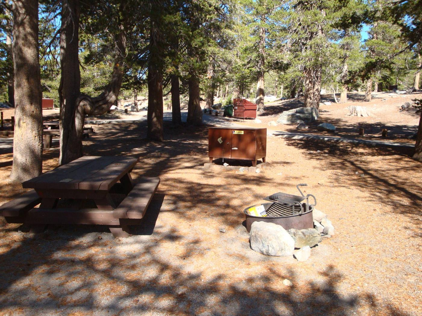 Lake Mary Campground SITE 17