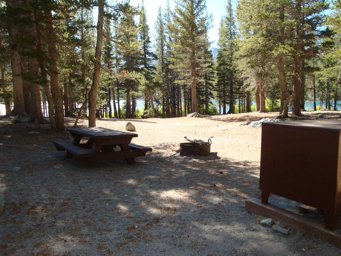 Lake Mary Campground SITE 18