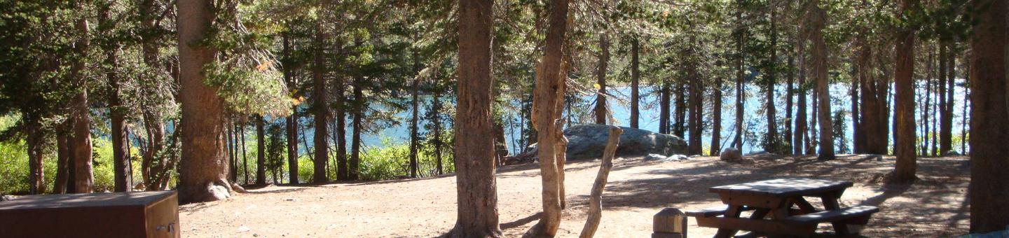 Lake Mary Campground SITE 21