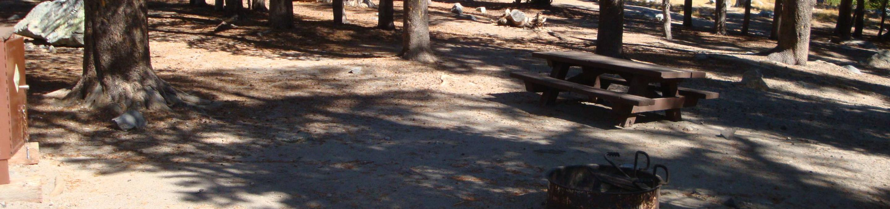 Lake Mary Campground SITE 22