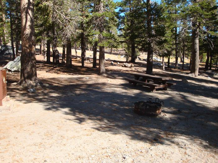 Lake Mary Campground SITE 23