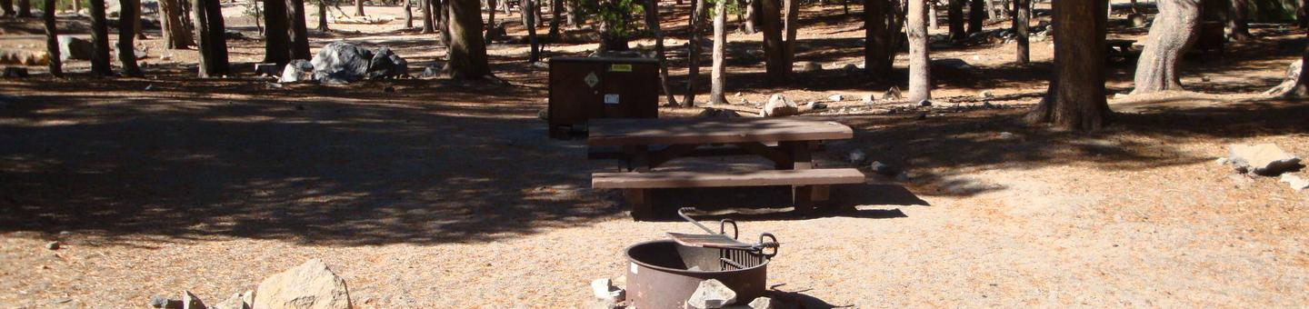 Lake Mary Campground SITE 24