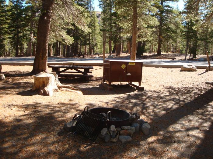 Lake Mary Campground SITE 25