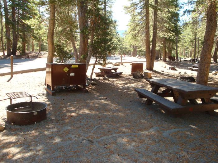 Lake Mary Campground SITE 26