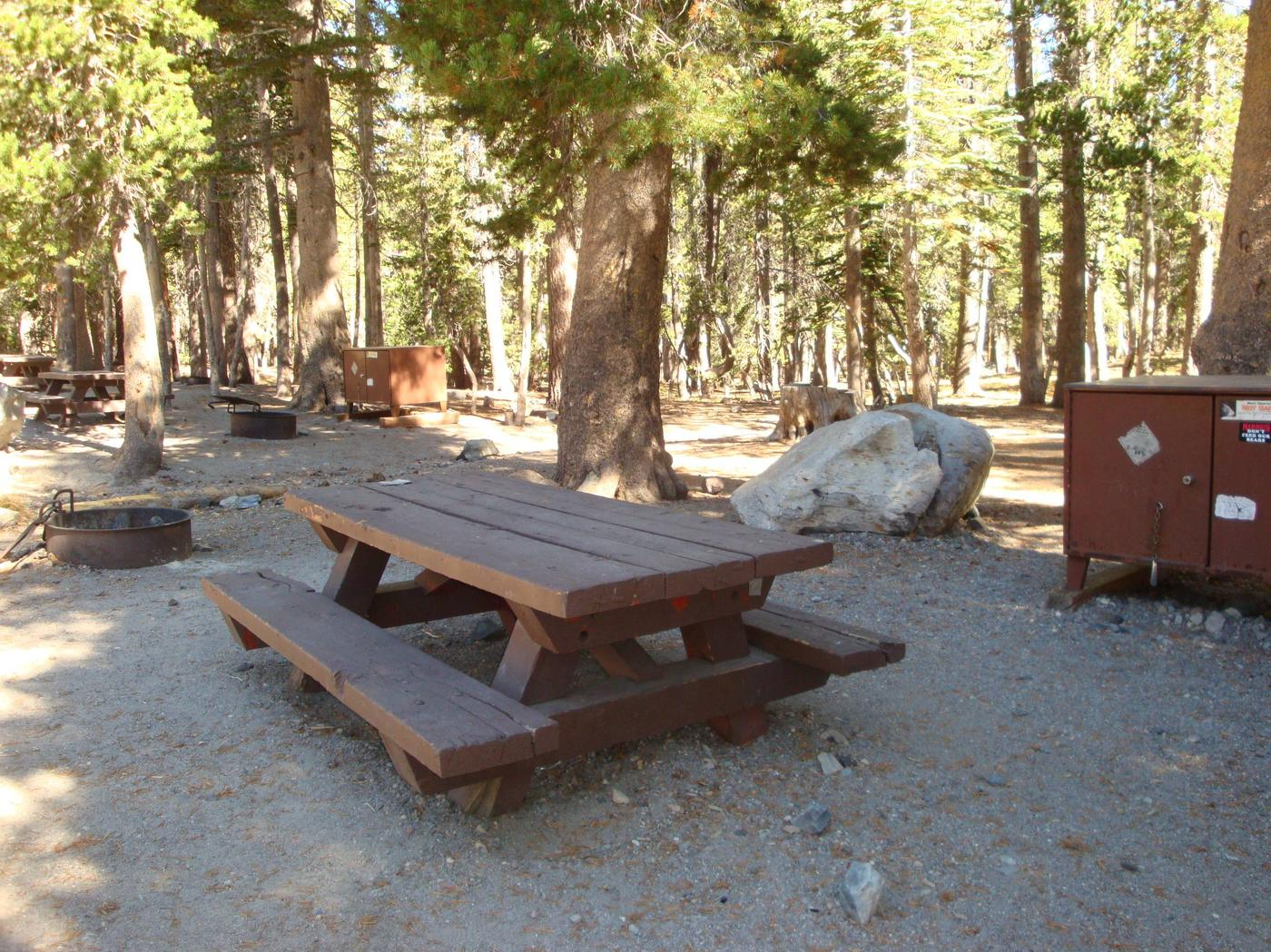 Lake Mary Campground SITE 30