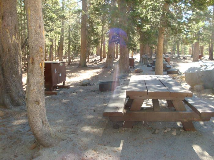 Lake Mary Campground SITE 31