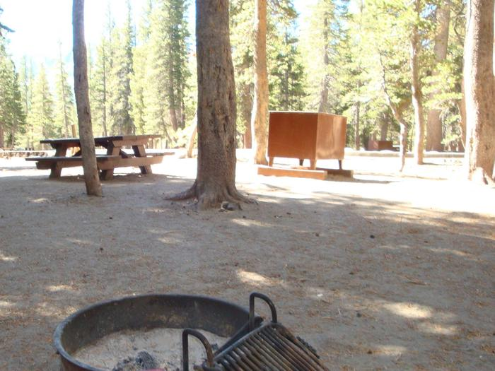 Lake Mary Campground SITE 32