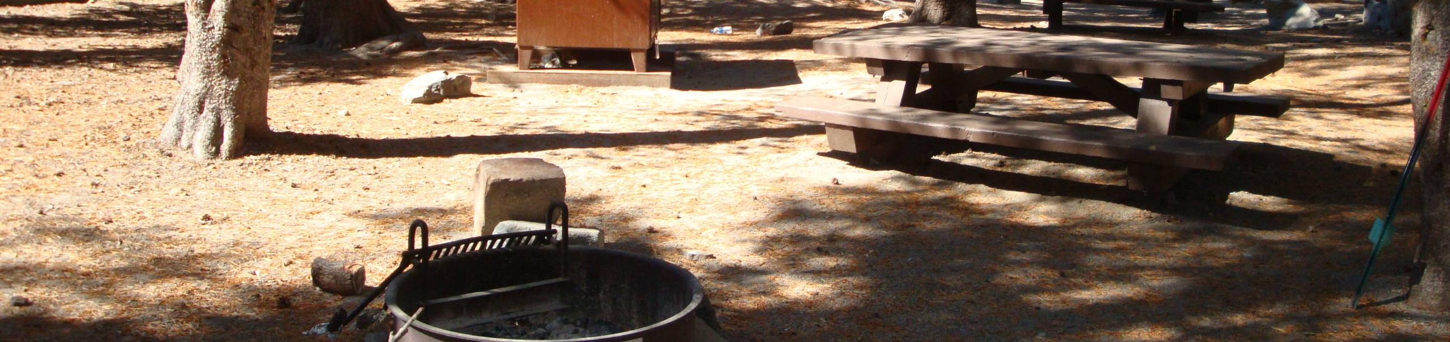 Lake Mary Campground SITE 33