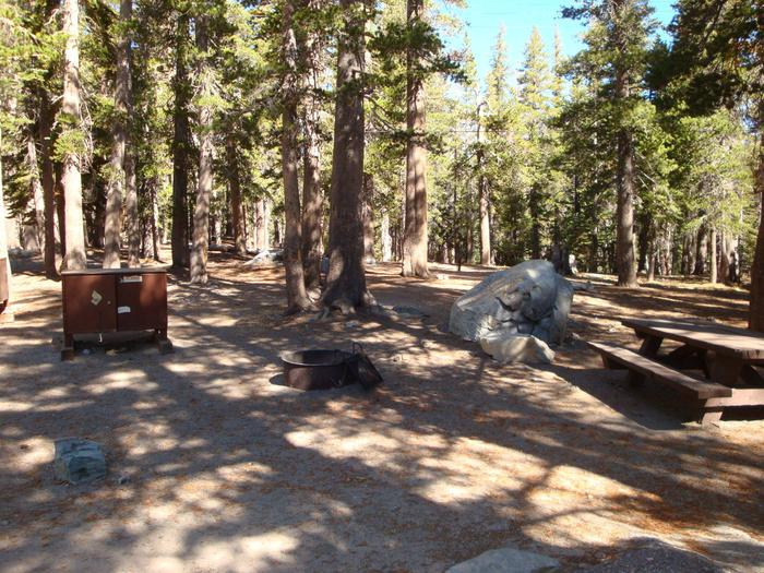 Lake Mary Campground SITE 34