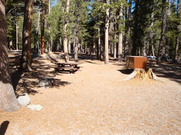 Lake Mary Campground SITE 35