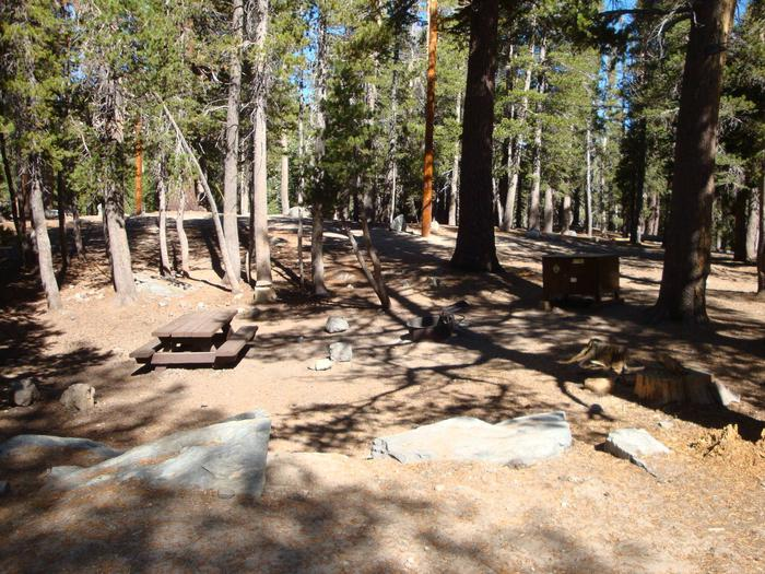 Lake Mary Campground SITE 36