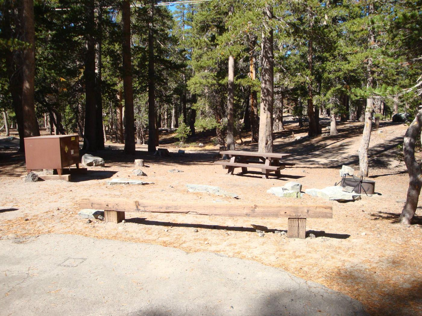 Lake Mary Campground SITE 37