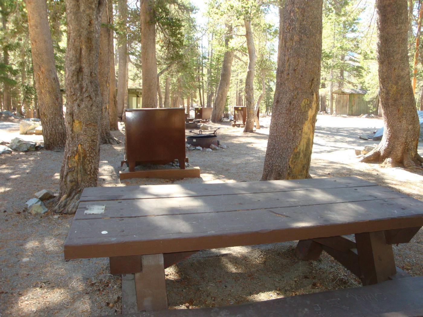 Lake Mary Campground SITE 38