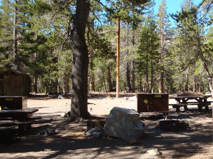 Lake Mary Campground SITE 39