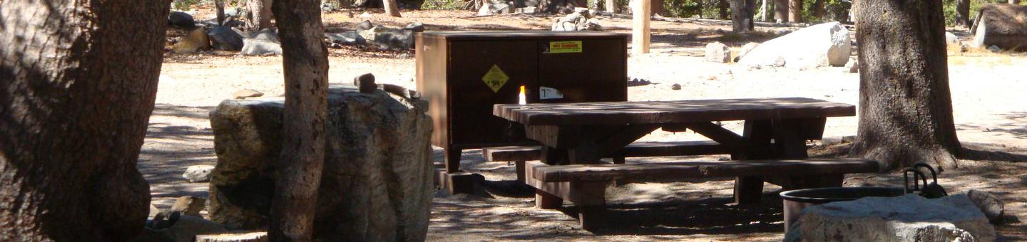Lake Mary Campground SITE 40