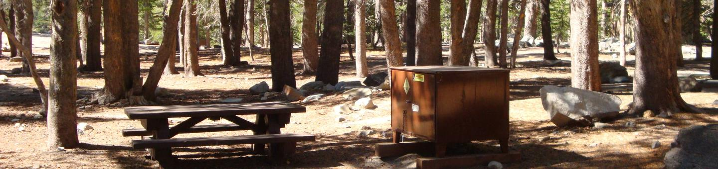 Lake Mary Campground SITE 41