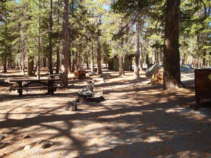Lake Mary Campground SITE 42