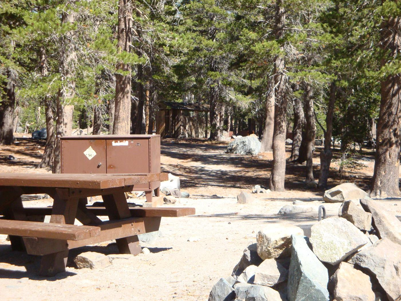 Lake Mary Campground SITE 46