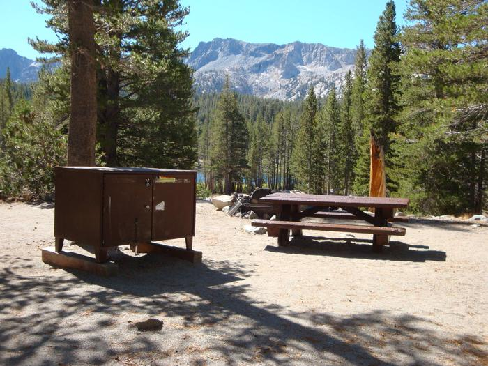 Lake Mary Campground SITE 48