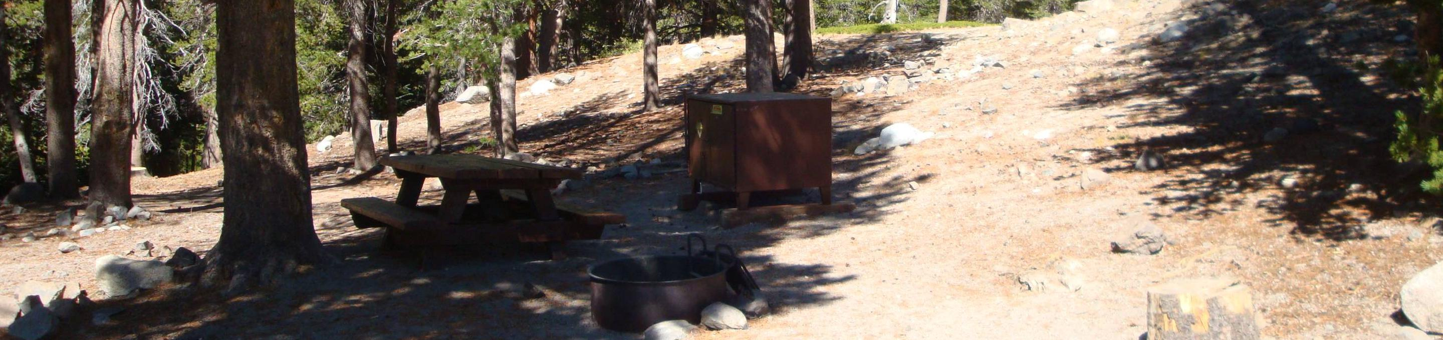 Lake Mary Campground SITE 49