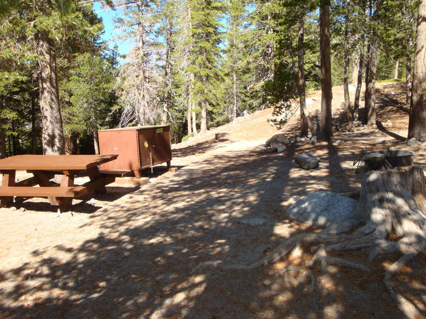 Lake Mary Campground SITE 50