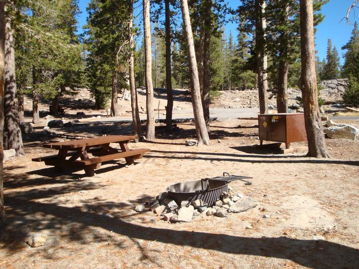 Lake Mary Campground SITE 51