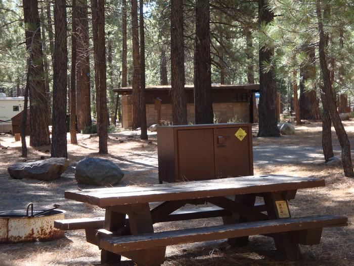 Old Shady Rest Campground SITE 16