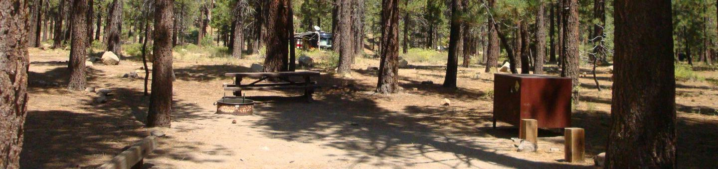 Old Shady Rest Campground SITE 30