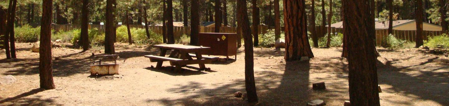 Old Shady Rest Campground SITE 36