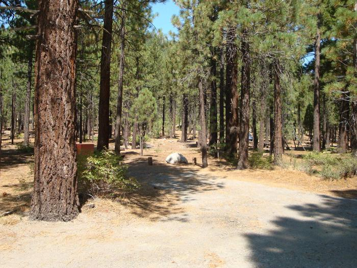 Old Shady Rest Campground SITE 38