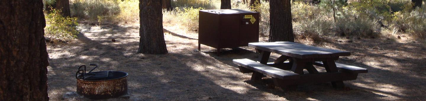 New Shady Rest Campground SITE 73