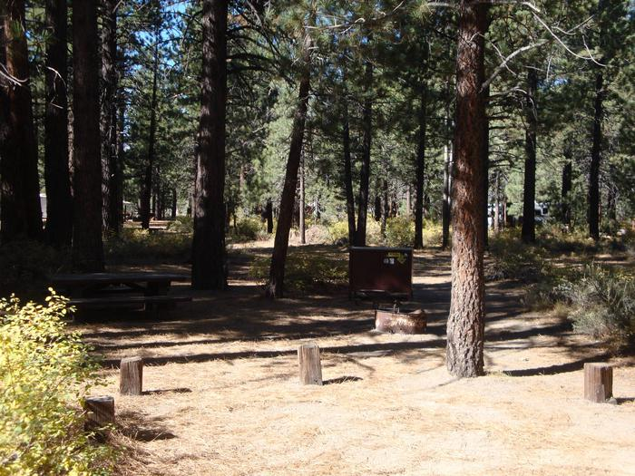 New Shady Rest Campground SITE 72