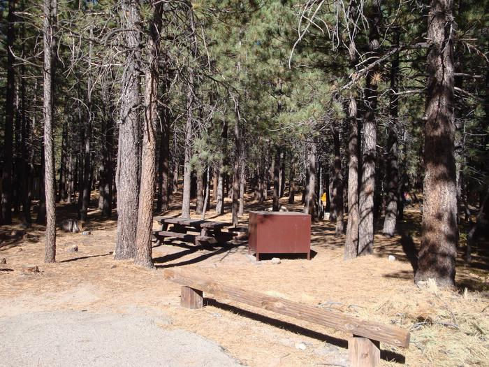 New Shady Rest Campground SITE 78