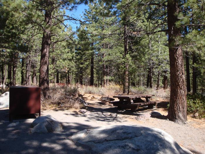 New Shady Rest Campground SITE 79